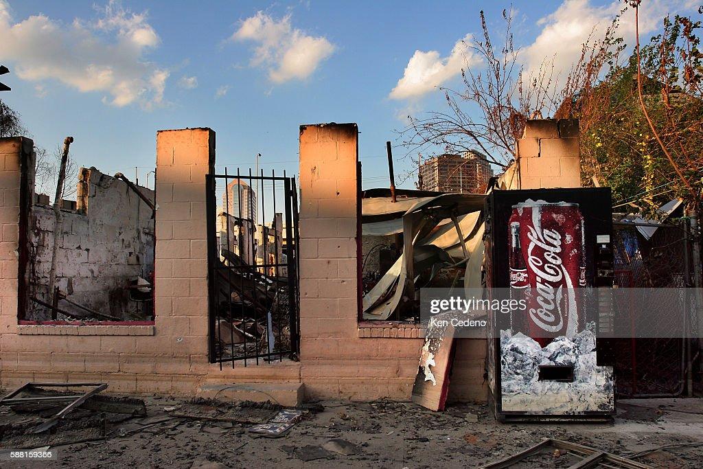 Hurricane Katrina Aftermath : ニュース写真