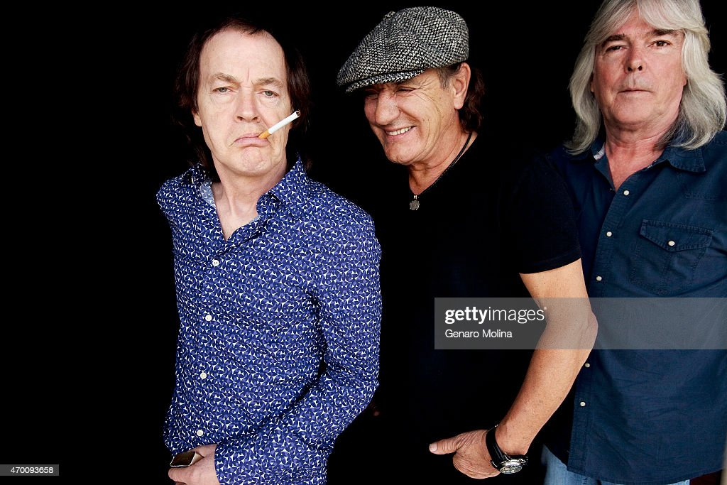 AC/DC, Los Angeles Times, April 13, 2015