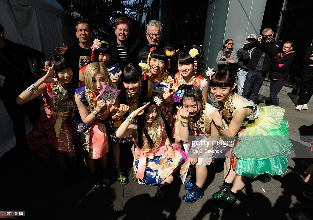 Cheeky Parade At The 2014 CBGB Music Festival In Times Square