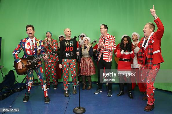 members of the band of merrymakers with kevin griffin sam hollander news photo getty images. Black Bedroom Furniture Sets. Home Design Ideas