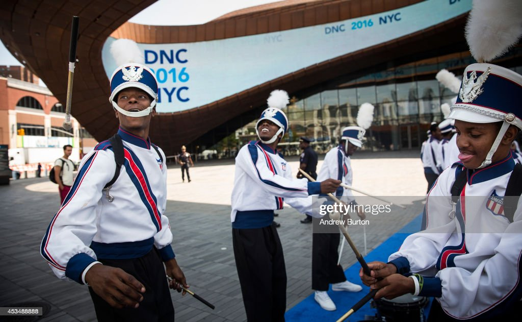 Brooklyn Makes Pitch For 2016 Democratic National Convention : News Photo