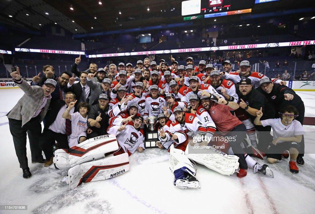 2019 Calder Cup Finals - Game Five : News Photo