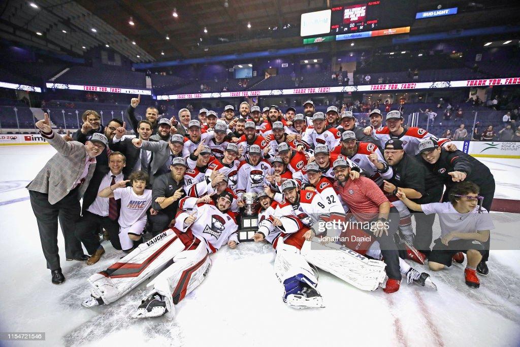 2019 Calder Cup Finals - Game Five : Nieuwsfoto's