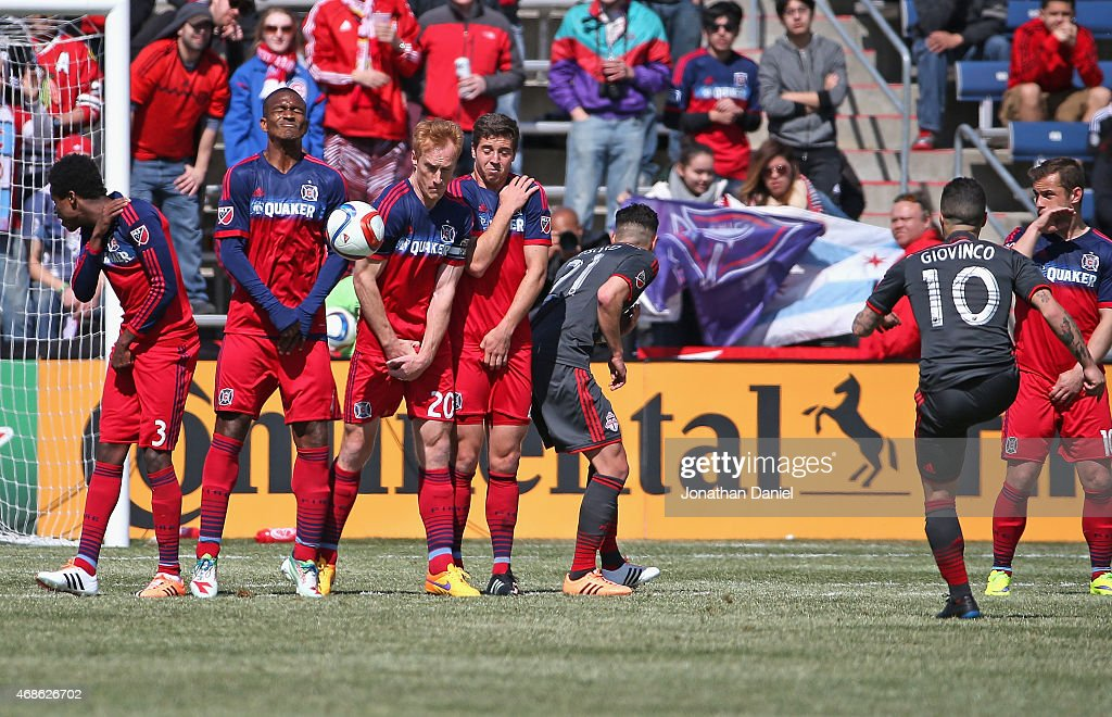 Toronto FC v Chicago Fire : News Photo