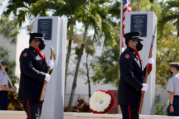 FL: Local Florida High School Commemorates 20th Anniversary Of 9/11 Attacks