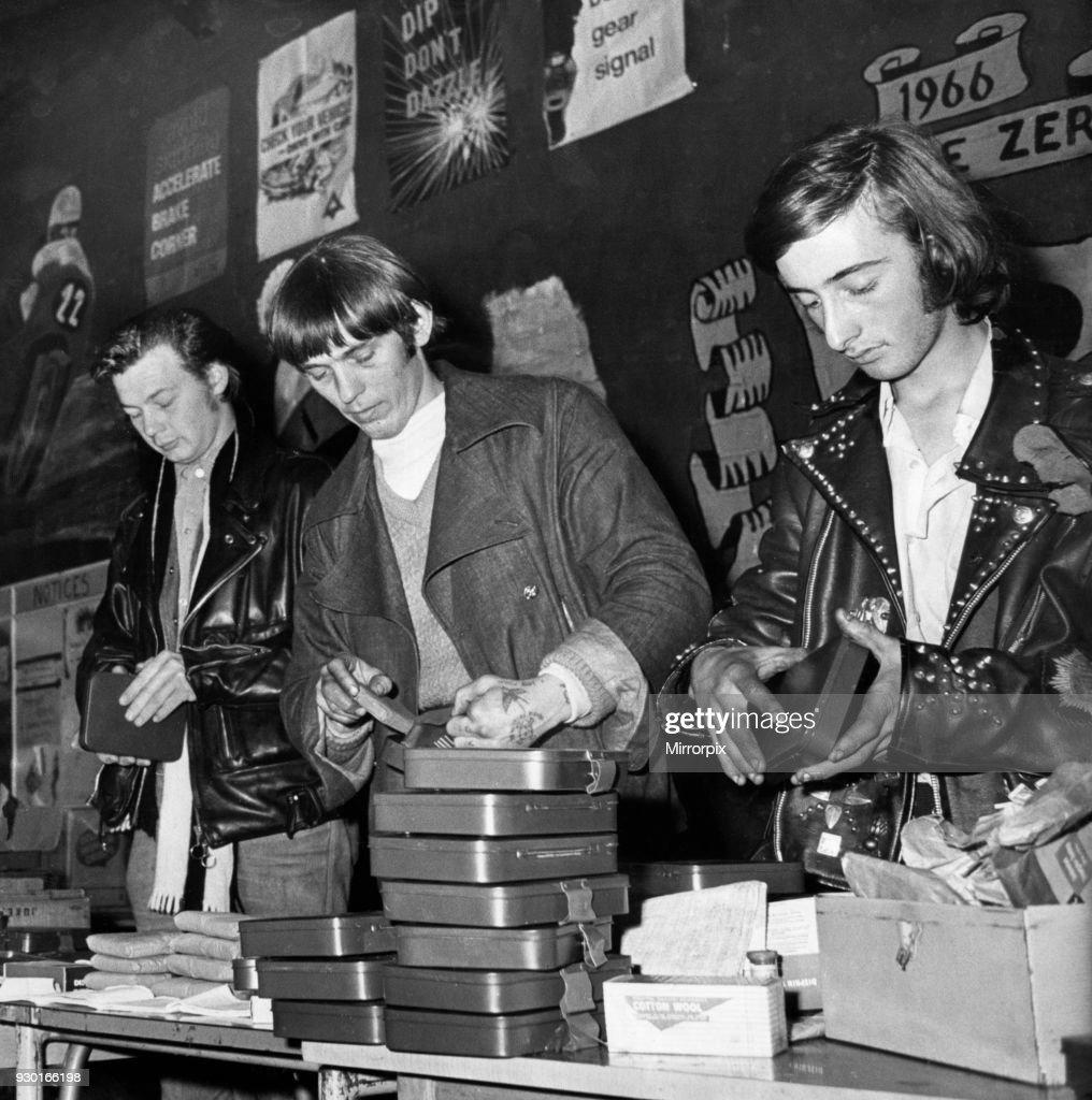 Double Zero Club, 1967 : Nachrichtenfoto