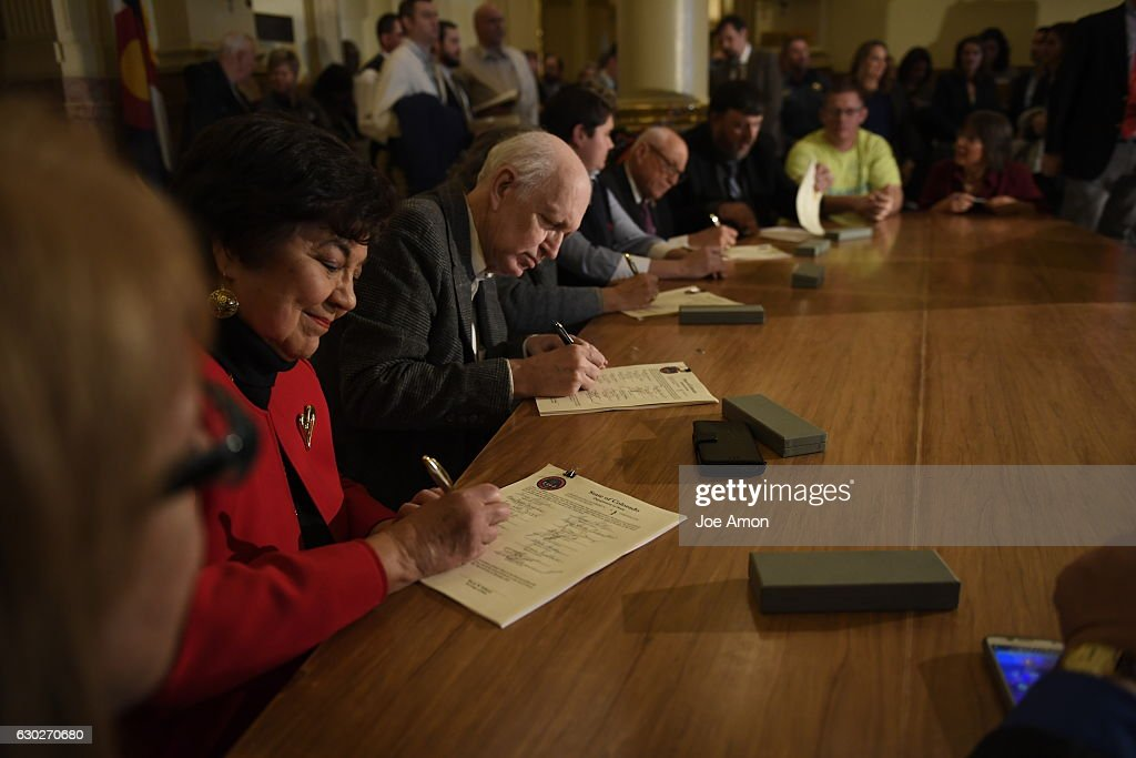 Electoral College Voting : News Photo