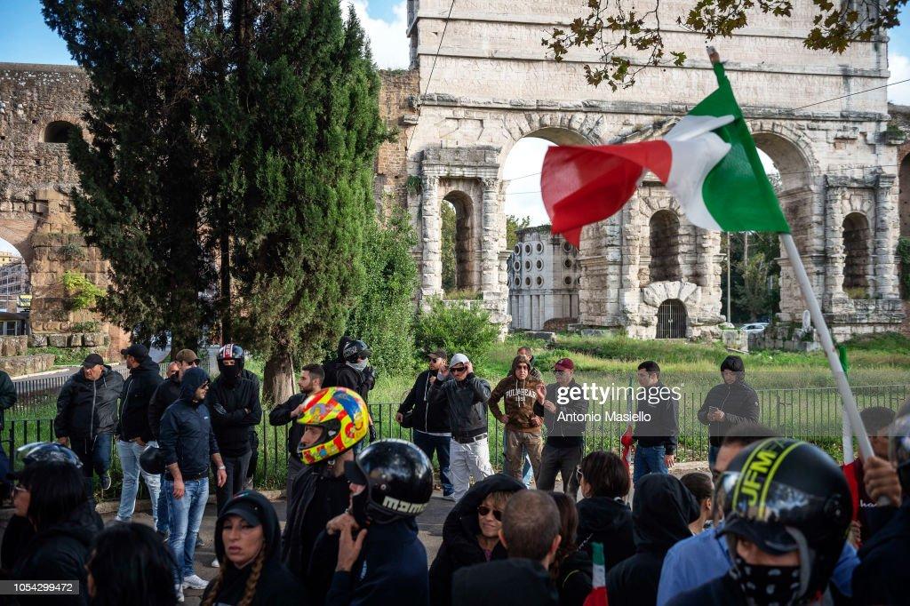 Italian Daily News - October : News Photo
