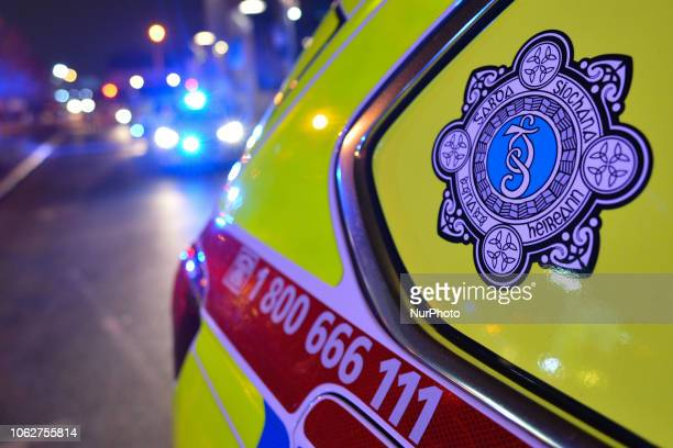 Members of the Garda, Army, Emergency Units and Fire Brigade take part in Operation Barracuda, a major emergency TRAINING EXERCISE simulating a...