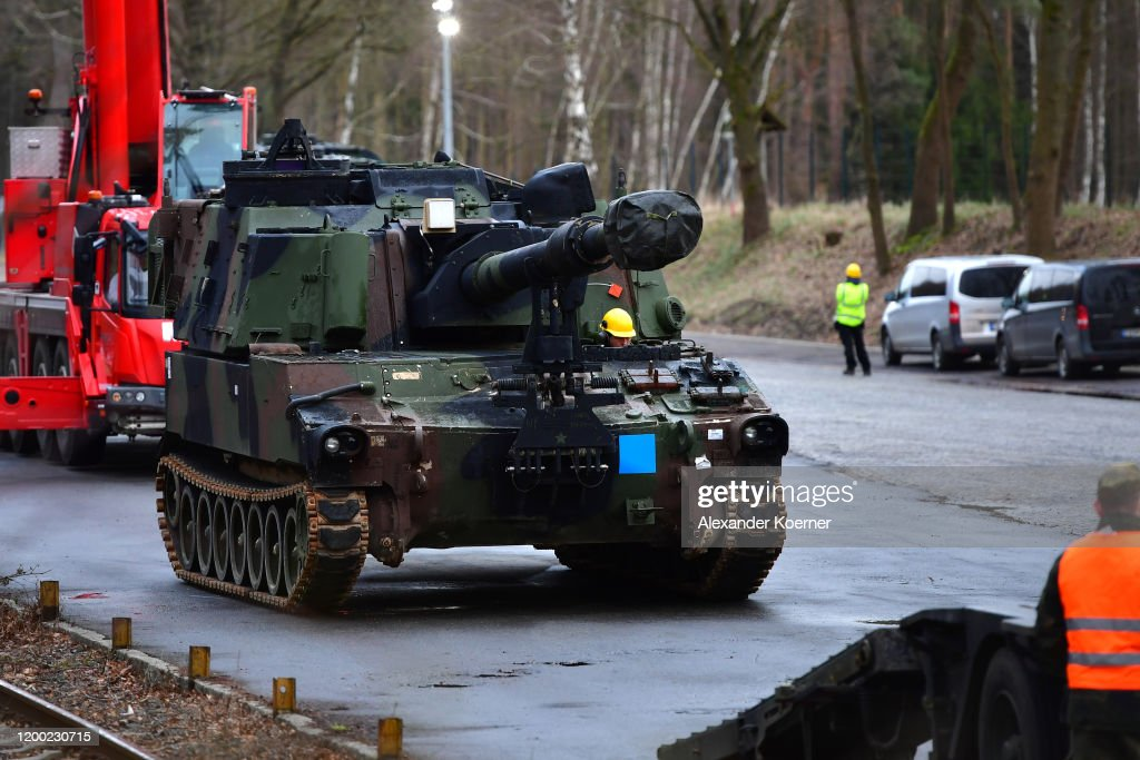 U.S. Army Europe Prepares For Defender 2020 Exercises : Nieuwsfoto's
