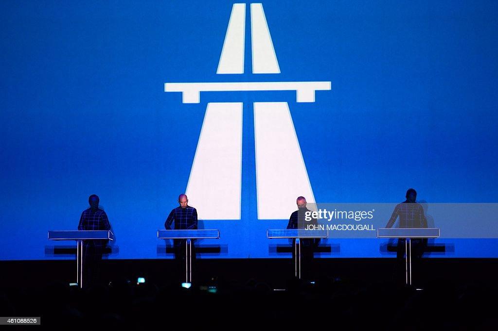 ENTERTAINMENT-GERMANY-MUSIC-ART-ARCHITECTURE : News Photo