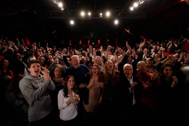 DEU: Hamburg Holds City Elections