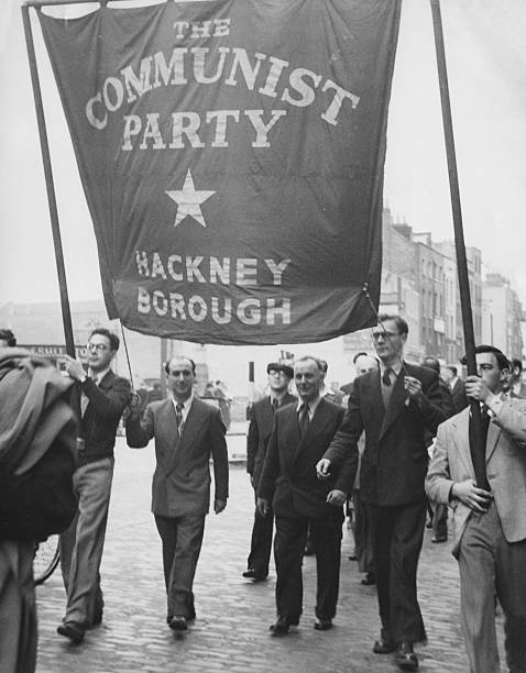 UNS: 31st July 1920 - The British Communist Party Is Founded