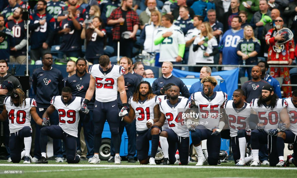 Houston Texans v Seattle Seahawks : News Photo