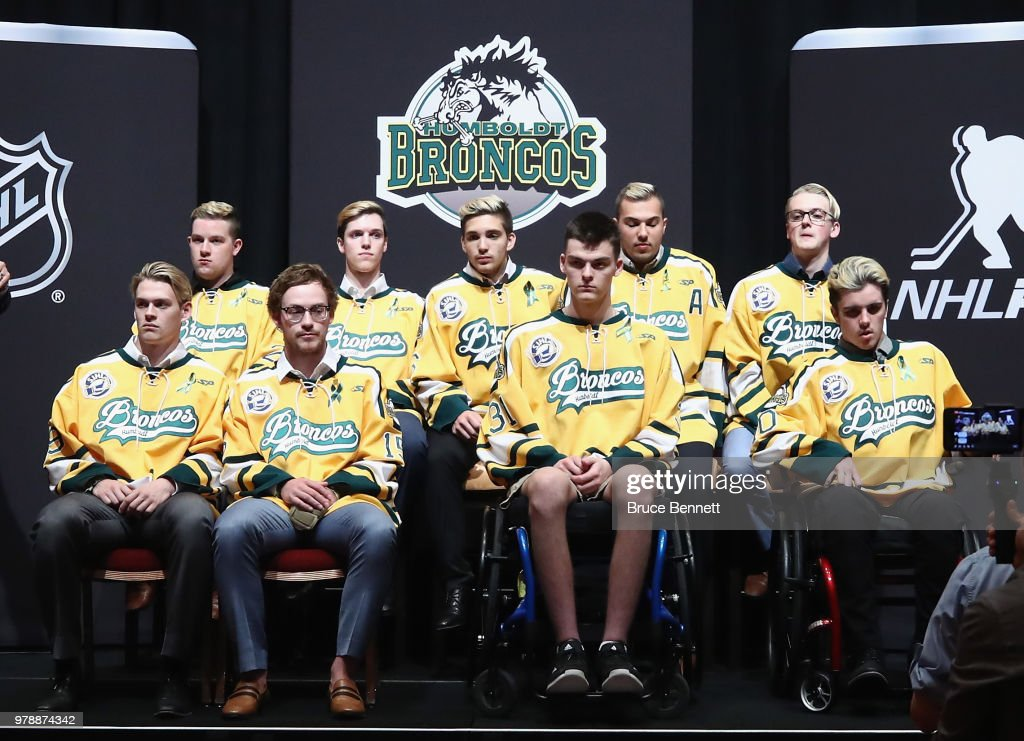 2018 NHL Awards - Humboldt Broncos Media Availability