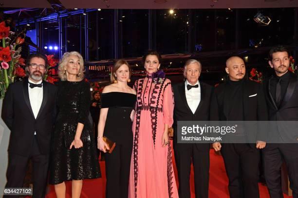 Members of the International Jury Icelandic artist Olafur Eliasson Tunisian producer Dora Bouchoucha Fourati German actress Julia Jentsch US actress...