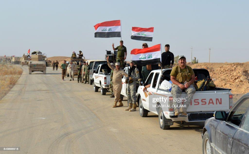 IRAQ-CONFLICT : Nachrichtenfoto