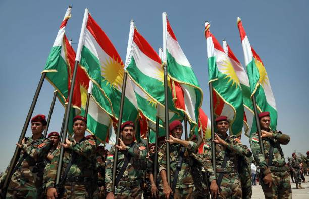 Erbil, Kurdistan