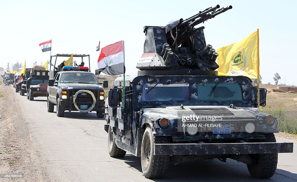 IRAQ-CONFLICT-IS : News Photo