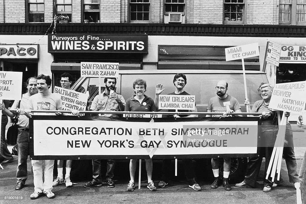 Gay Pride Day : News Photo