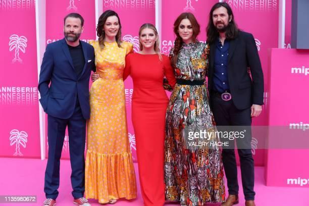 Members of the jury German film director Baran bo Odar FrenchBritish actress Emma Mackey Canadian actress Katheryn Winnick Italian actress Miriam...