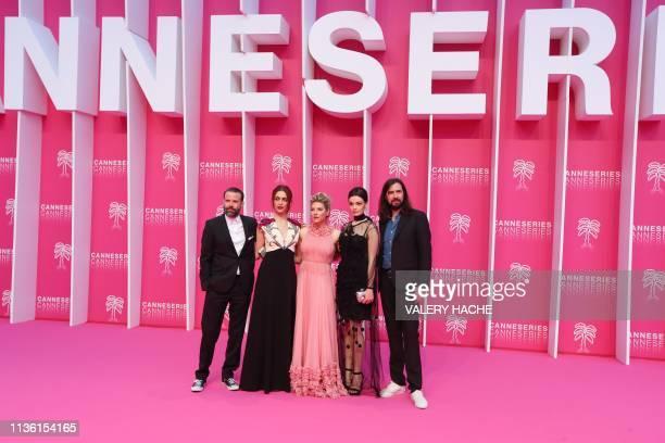 Members of the jury German film director Baran bo Odar Italian actress Miriam Leone Canadian actress Katheryn Winnick FrenchBritish actress Emma...