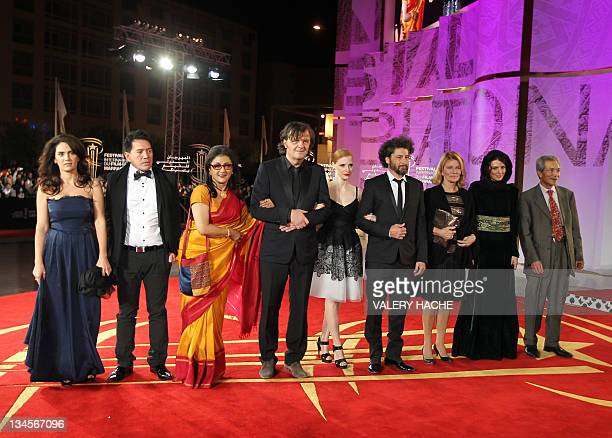 Members of the Jury Italian actress Maya Sansa Filipino film director director Brillante Mendoza Indian director and actress Aparna Sen Serbian...