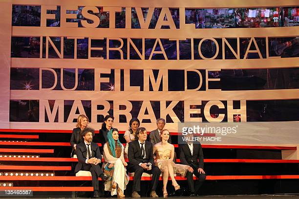 Members of the Jury Romanian director Radu Mihaileanu Iranian actress Leila Hatami President of the jury Serbian director Emir Kusturica US actress...