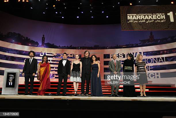Members of the Jury Romanian director Radu Milaileanu Indian director and actress Aparna Sen Filipino film director director Brillante Mendoza US...