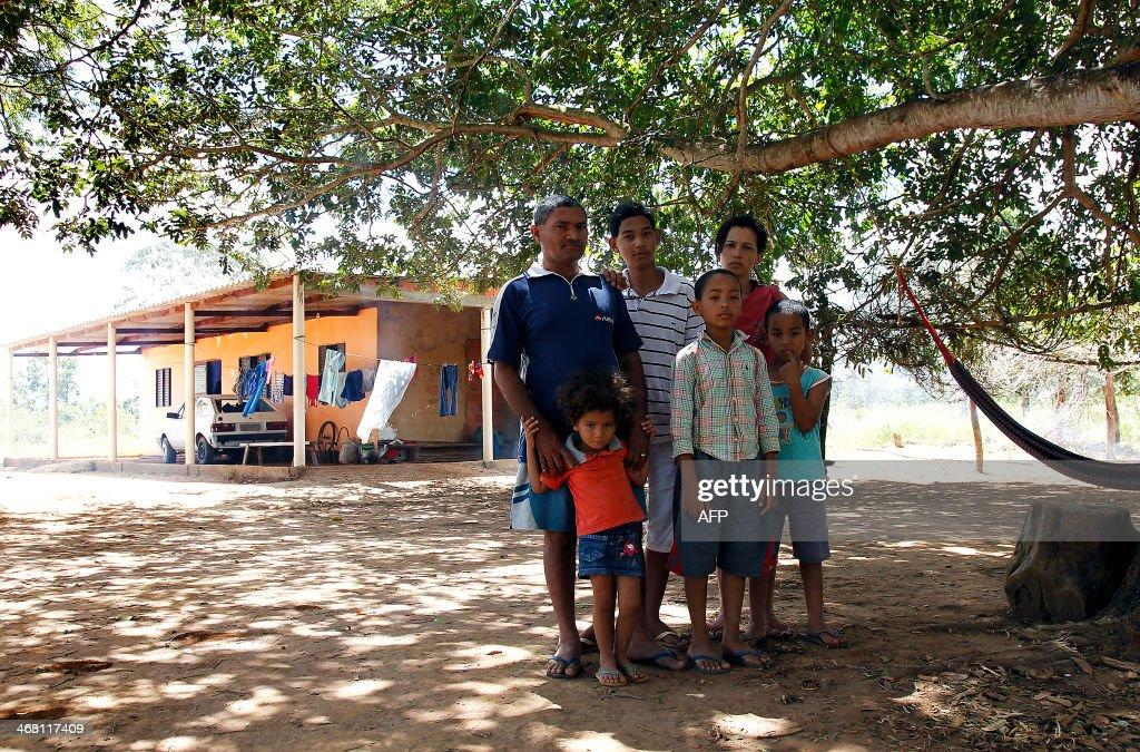 BRAZIL-LANDLESS-MOVEMENT-ANNIVERSARY : Nachrichtenfoto