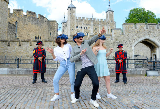 GBR: Historic Royal Palaces Announce Partnership With Layered Reality