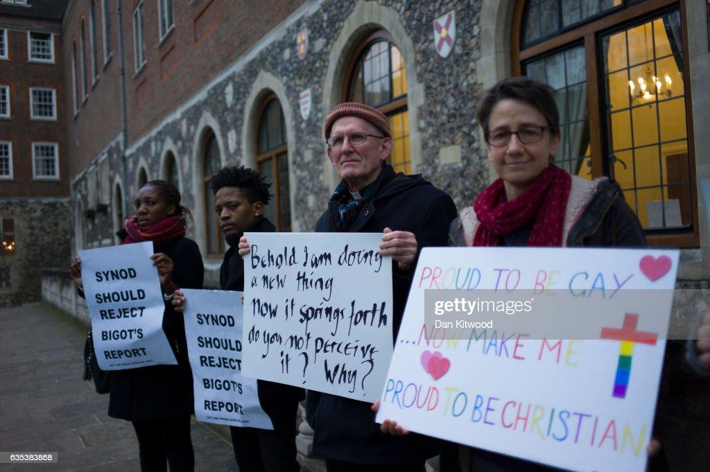 Church against gay marriage