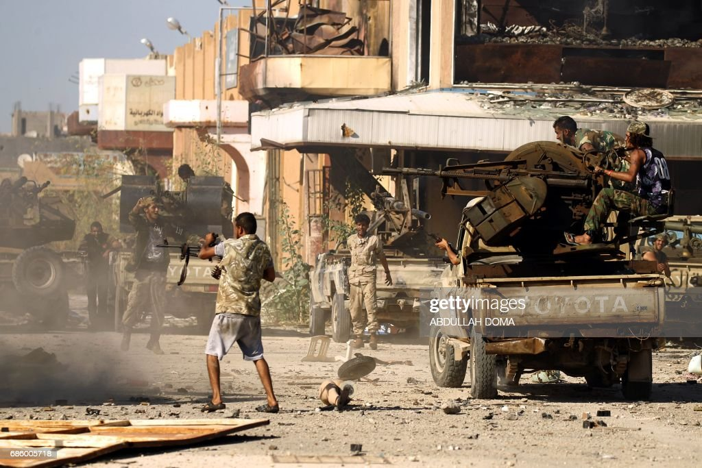 LIBYA-CONFLICT : News Photo