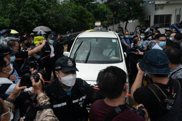 CHN: Pro-democracy Activist Agnes Chow Finishes Jail Term