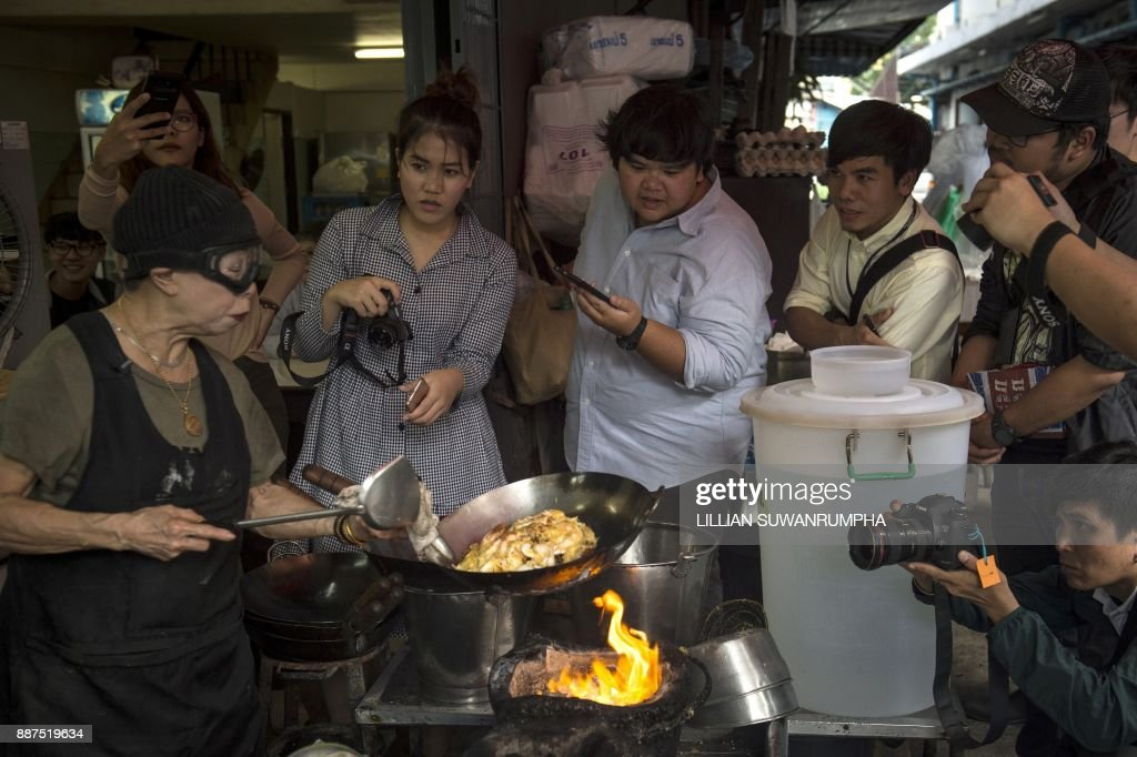 THAILAND-FOOD-MICHELIN-CULTURE : Fotografía de noticias