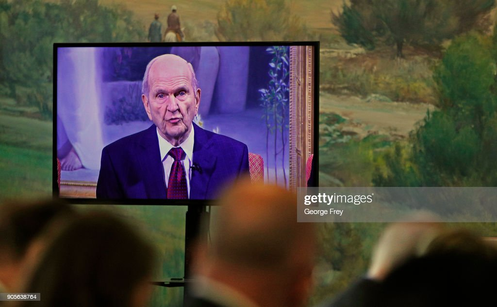 Russell M. Nelson Named President Of Mormon Church