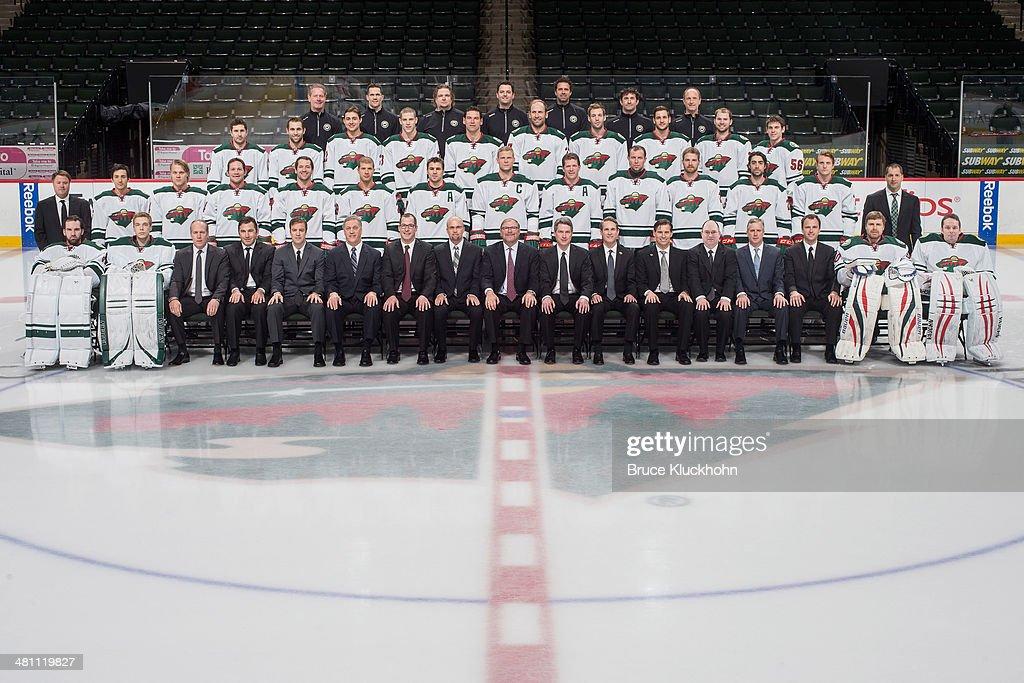 2013-2014 NHL Team Photos