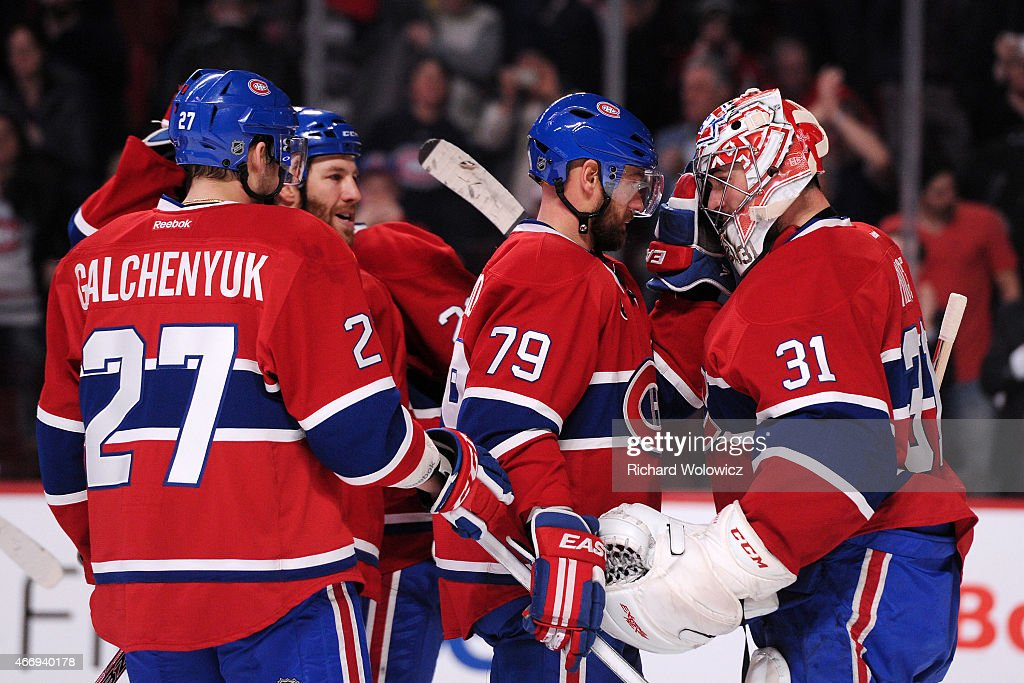 Carolina Hurricanes v Montreal Canadiens : News Photo