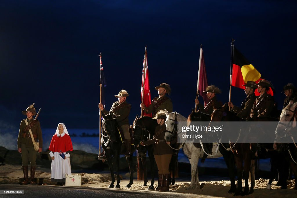 Anzac Day Commemorated Across Australia