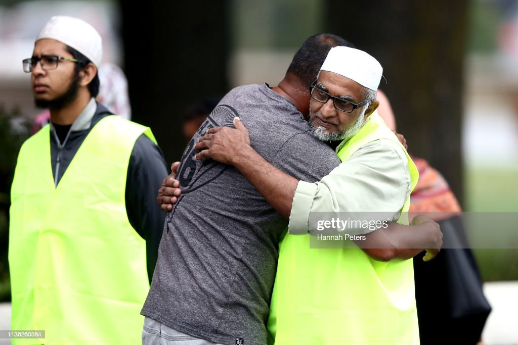 New Zealand Grieves As Victims Of Christchurch Mosque Terror Attacks Are Identified : News Photo