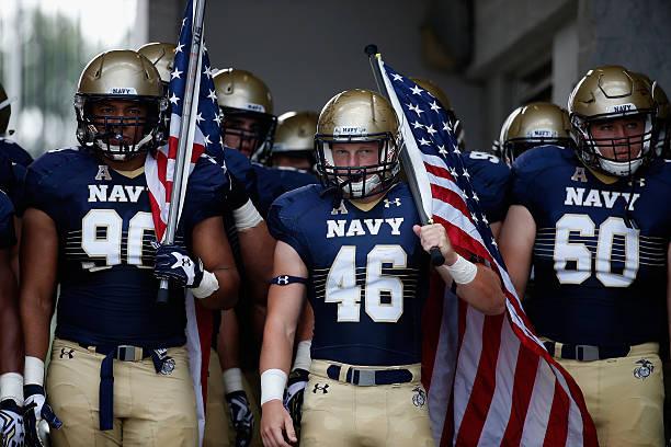 Colgate v Navy