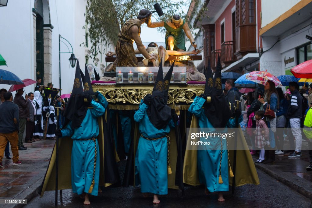 COL: Holy Week Of Easter In Colombia