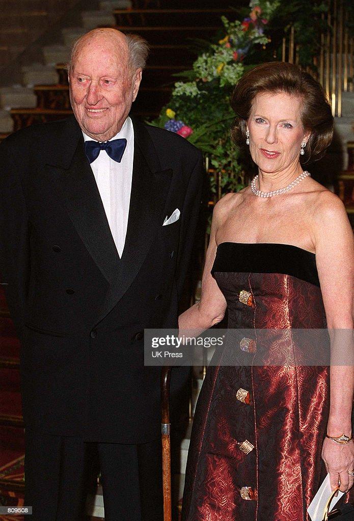 Norway Royals at Party : News Photo