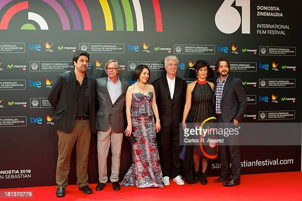 Members of the official jury Spanish film director Cesc Gay director Todd Haynes Chilean actress and director Paulina Garcia Scottish musician David...