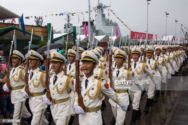 Chinese Navy Stock Photos and Pictures | Getty Images