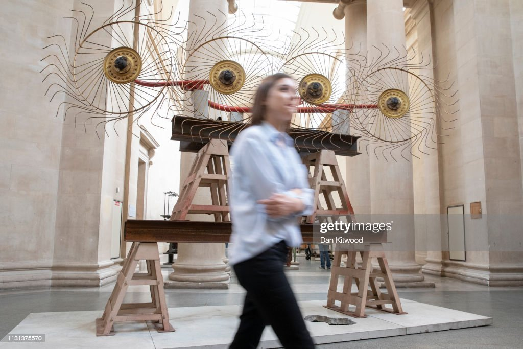 GBR: New Installation In The Duveen Galleries At Tate Britain