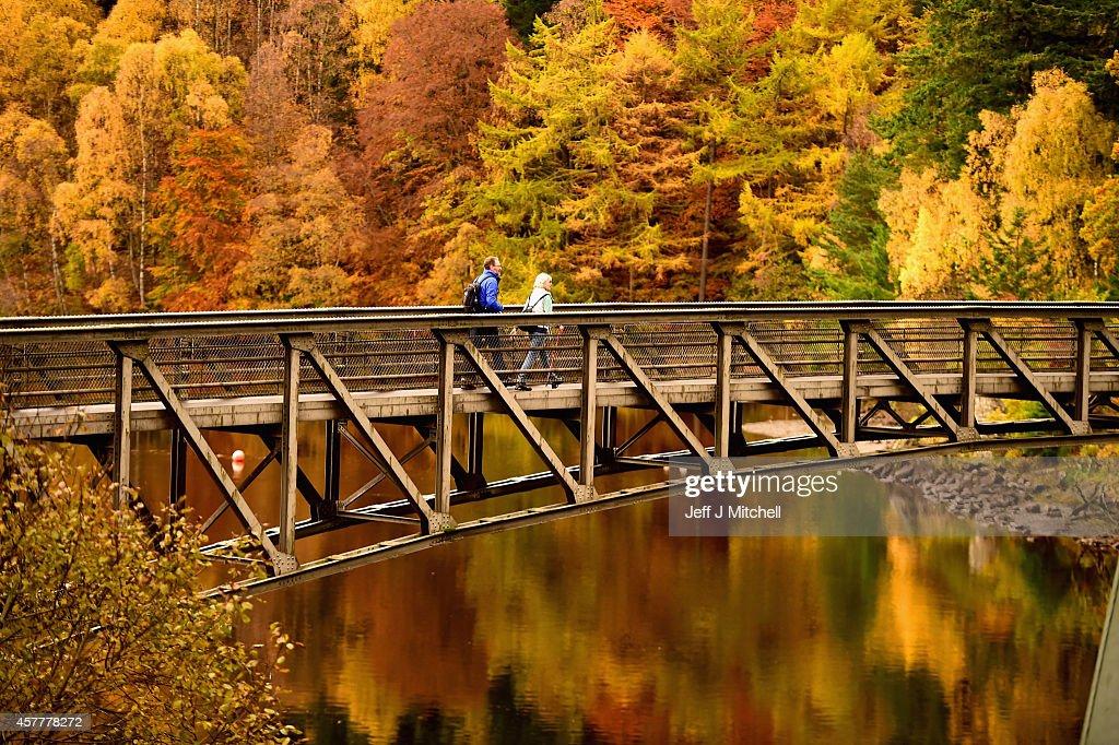 Autumn In The UK : News Photo