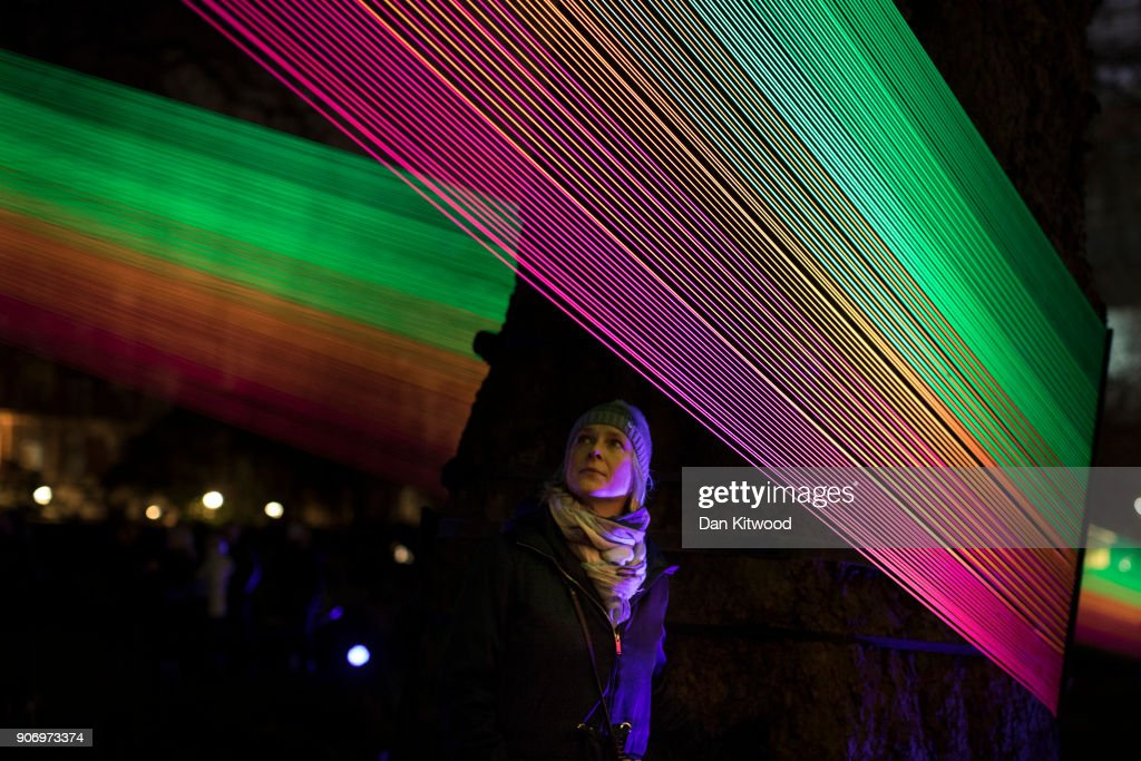 London Lumiere Opens To The Public