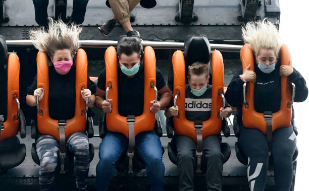 GBR: Alton Towers Reopens Its Doors To Thrill Seekers