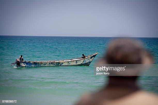 Members of the Puntland Maritime Police Force on patrol for pirates near the village of Elayo Somalia The Puntland Maritime Police Force is a locally...